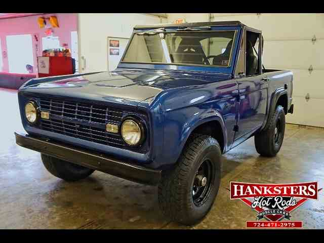 Picture of '66 Bronco - MLFQ