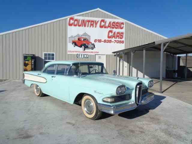 Picture of '58 Edsel Ranger located in Staunton Illinois Offered by  - MLG4