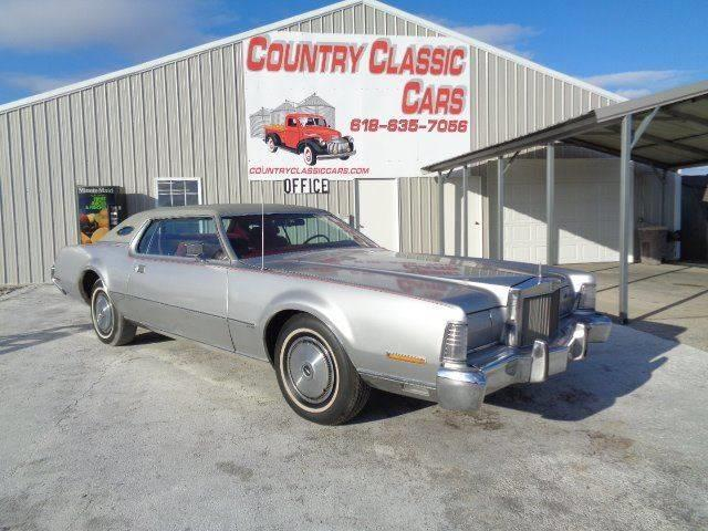 Picture of '73 Continental Mark IV - MLG5
