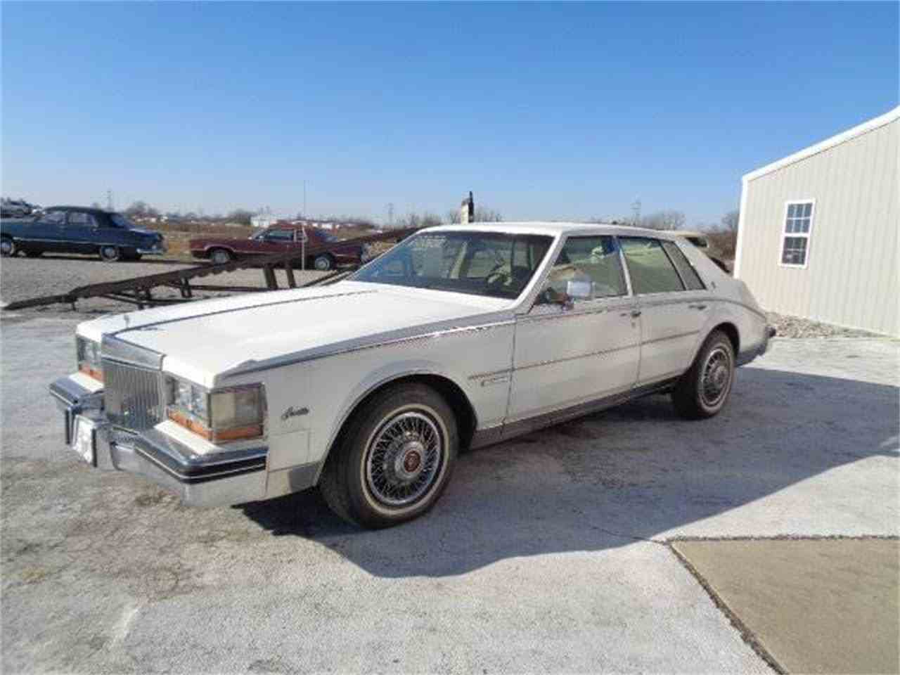 1982 Cadillac Seville for Sale | ClicCars.com | CC-1054230