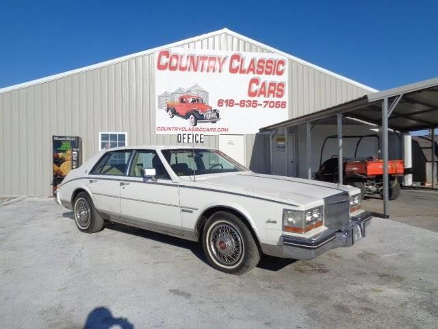Picture of 1982 Cadillac Seville located in Illinois - MLG6