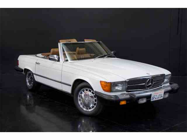 Picture of '83 380SL - MLGH