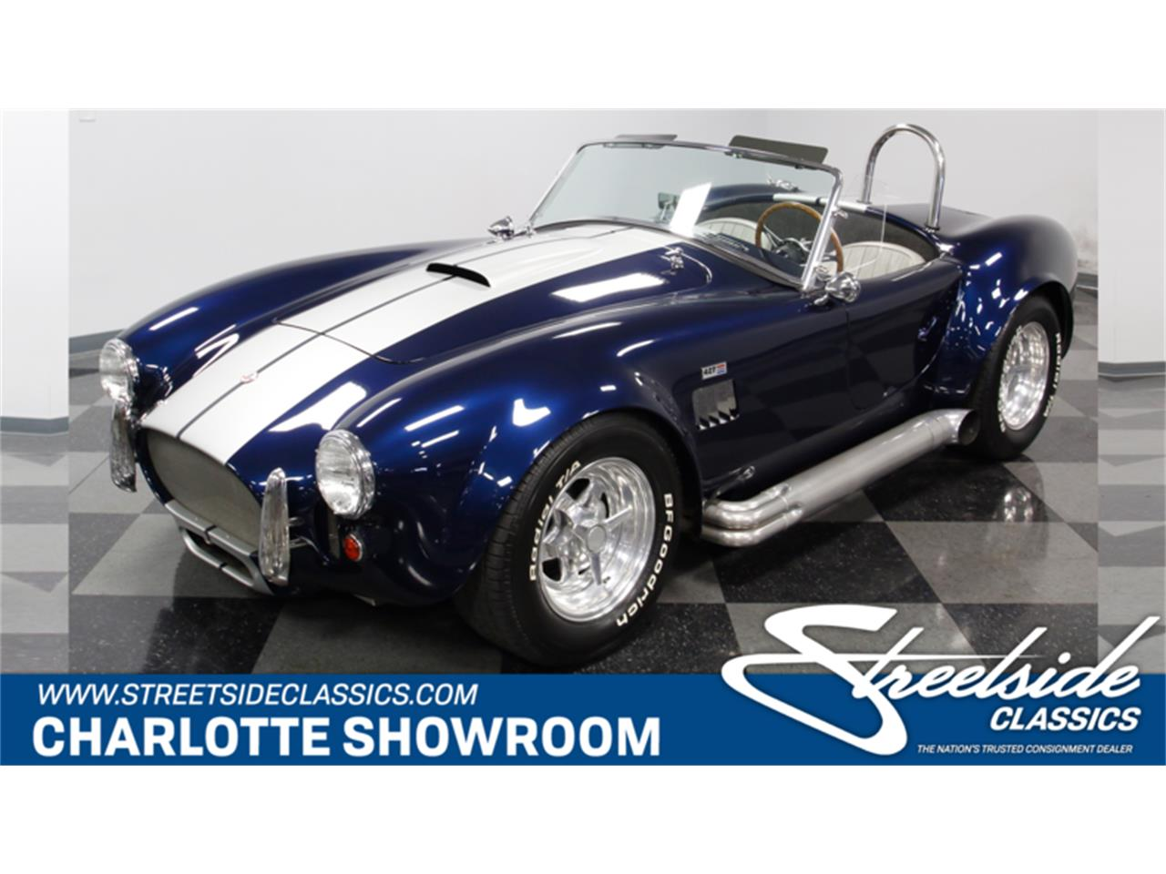 1965 Shelby Cobra Replica For Sale Classiccars Com Cc