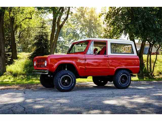 Picture of '77 Bronco located in WISCONSIN - MLIE