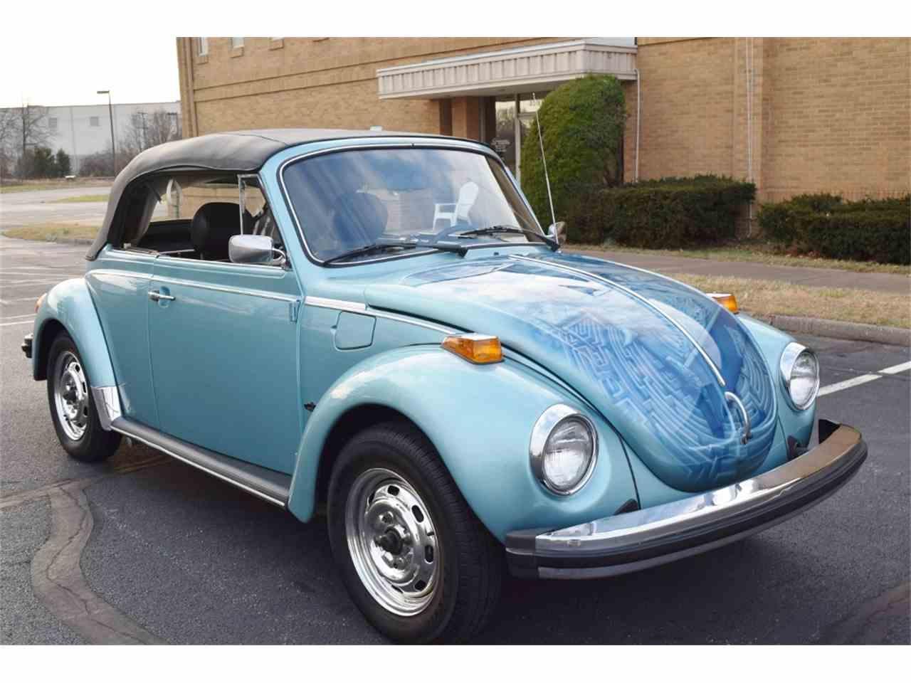Volkswagen Car Show In Fredericksburg