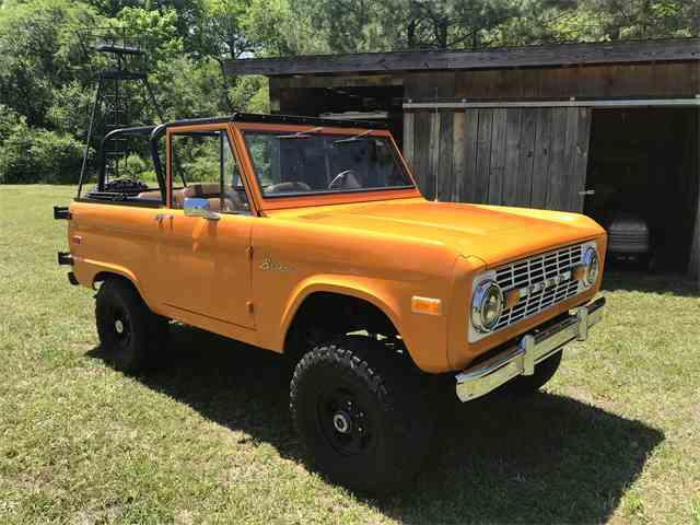 Picture of Classic 1973 Bronco Offered by a Private Seller - MLJJ