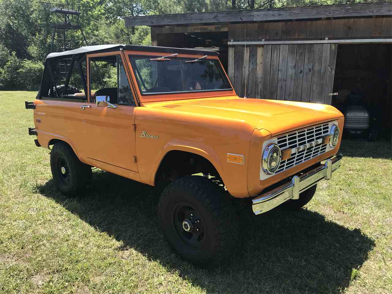Large Picture of '73 Bronco - MLJJ