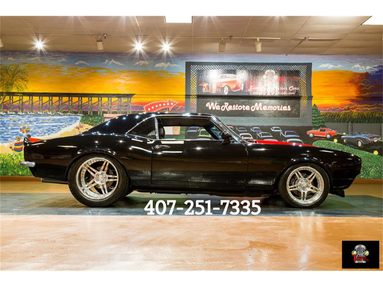1968 Chevrolet Camaro Rs Ss For Sale Cc 1054353 Large Picture Of 68 Mljl