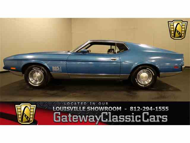 Picture of '72 Mustang - MLK2