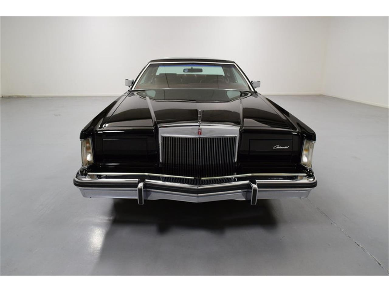 Large Picture of 1978 Lincoln Continental Mark V located in Mooresville North Carolina Offered by Shelton Classics & Performance - MLKC