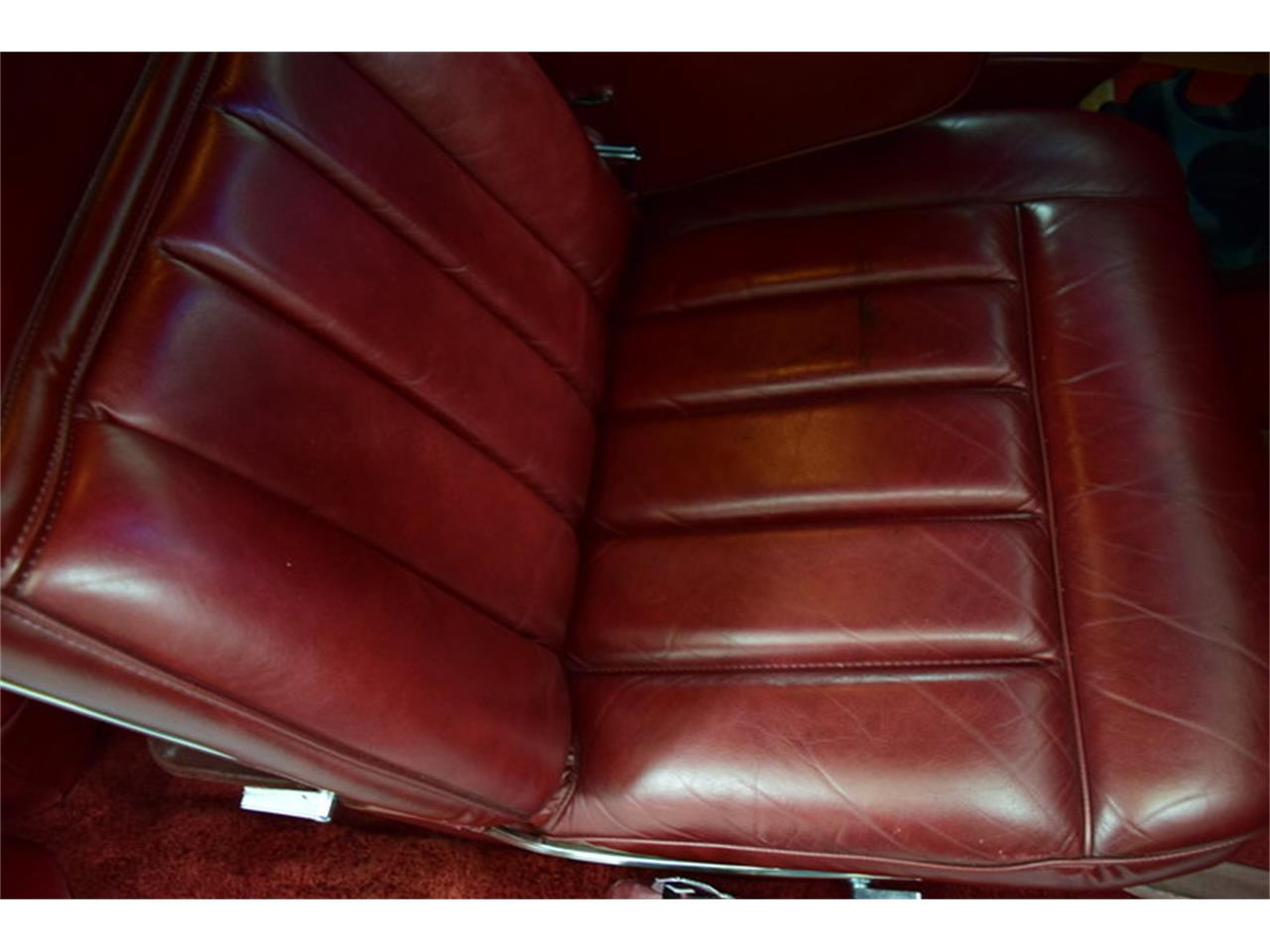 Large Picture of 1978 Continental Mark V located in Mooresville North Carolina - MLKC