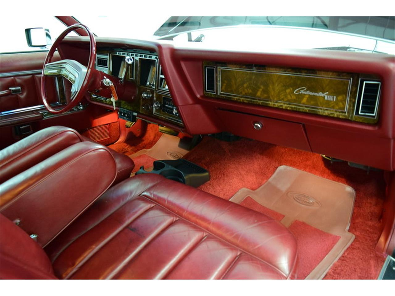 Large Picture of 1978 Continental Mark V located in North Carolina - $11,995.00 Offered by Shelton Classics & Performance - MLKC