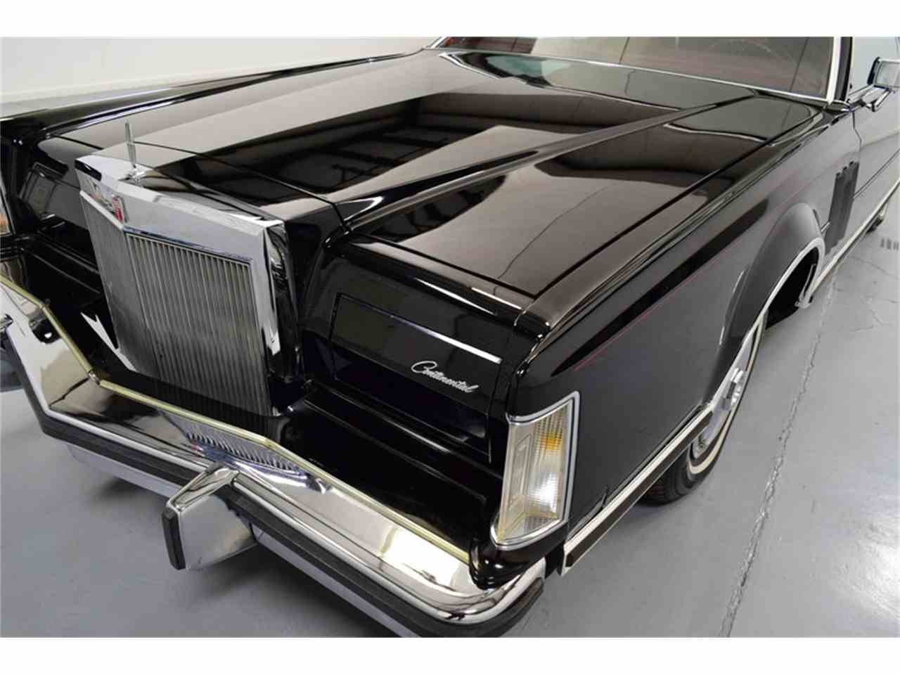 Large Picture of '78 Continental Mark V - MLKC