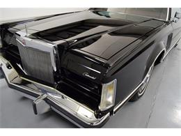 Picture of '78 Lincoln Continental Mark V located in Mooresville North Carolina - $11,995.00 Offered by Shelton Classics & Performance - MLKC