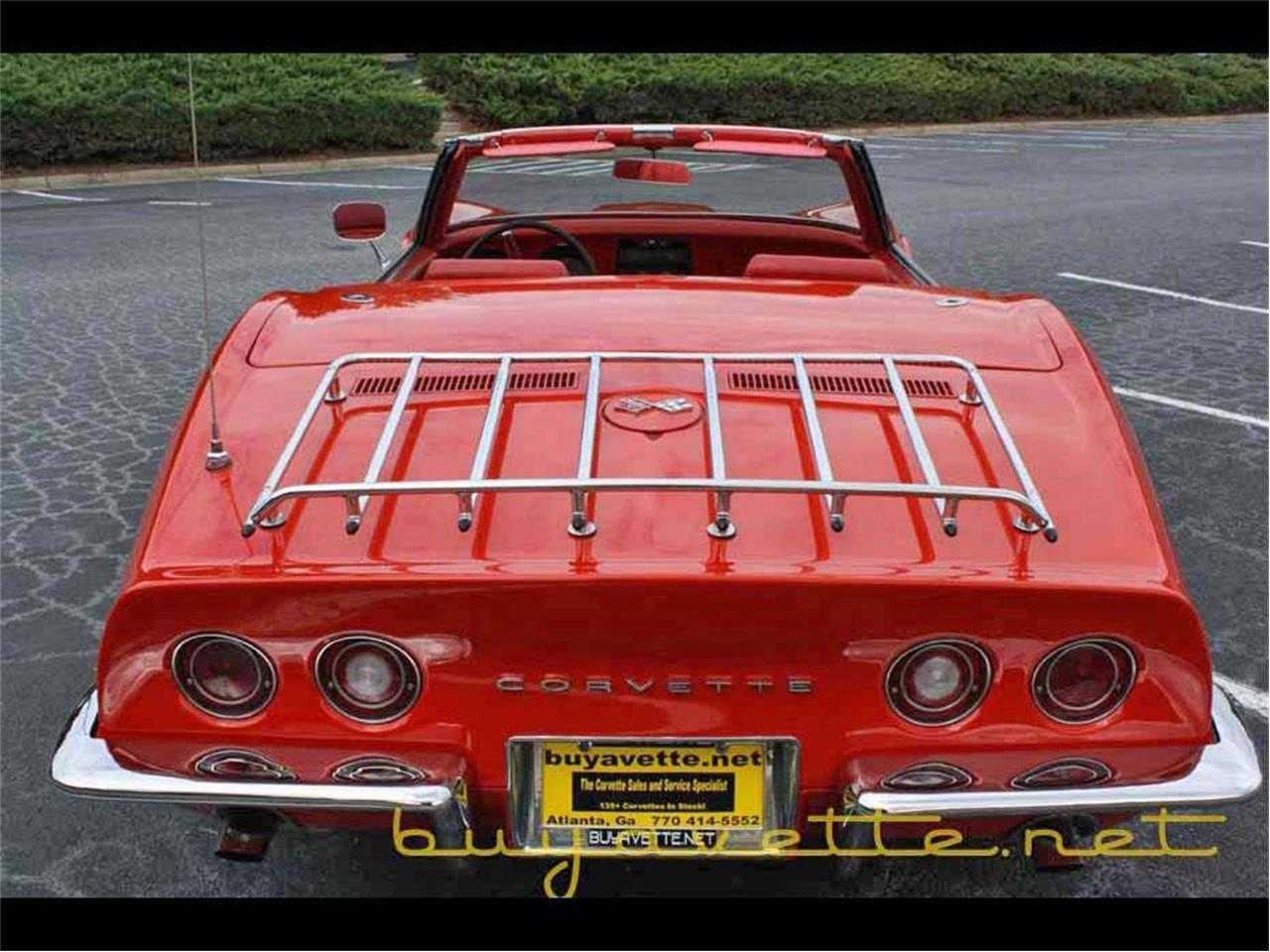 Large Picture of '69 Corvette - MLKF