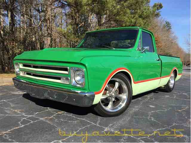 Picture of '67 C/K 10 - MLKH