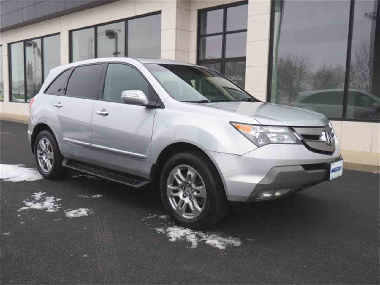 en used in inventory acura sale granby quebec mdx for