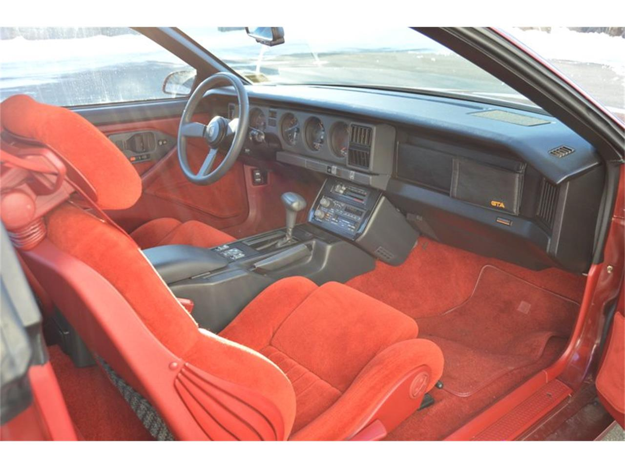 Large Picture of '87 Firebird Trans Am GTA - MLL6