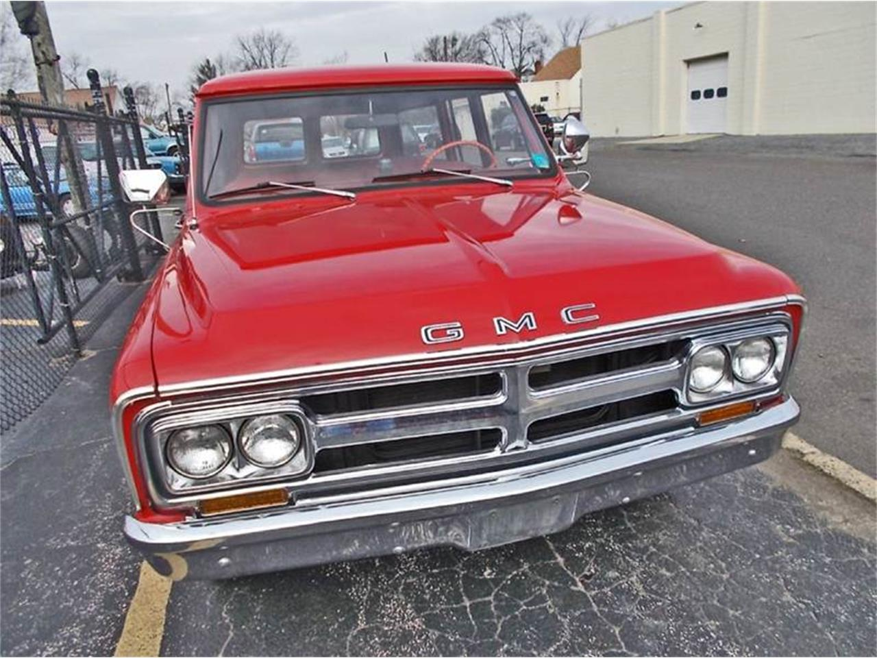 Large Picture of Classic 1968 GMC Suburban located in Riverside New Jersey - MLLH