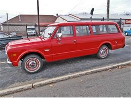 Picture of 1968 Suburban located in New Jersey Offered by C & C Auto Sales - MLLH