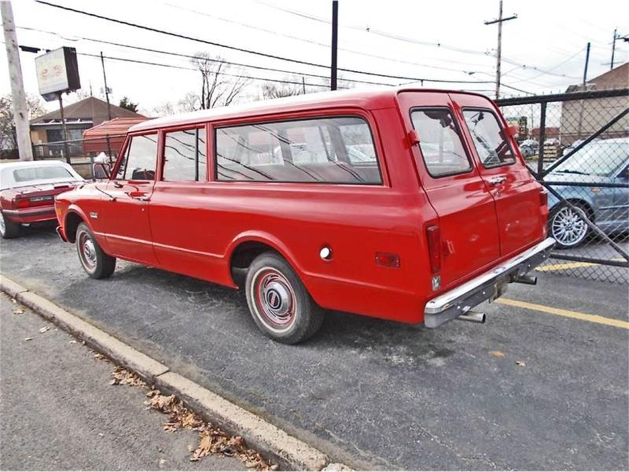 Large Picture of Classic 1968 Suburban located in Riverside New Jersey - $19,900.00 Offered by C & C Auto Sales - MLLH