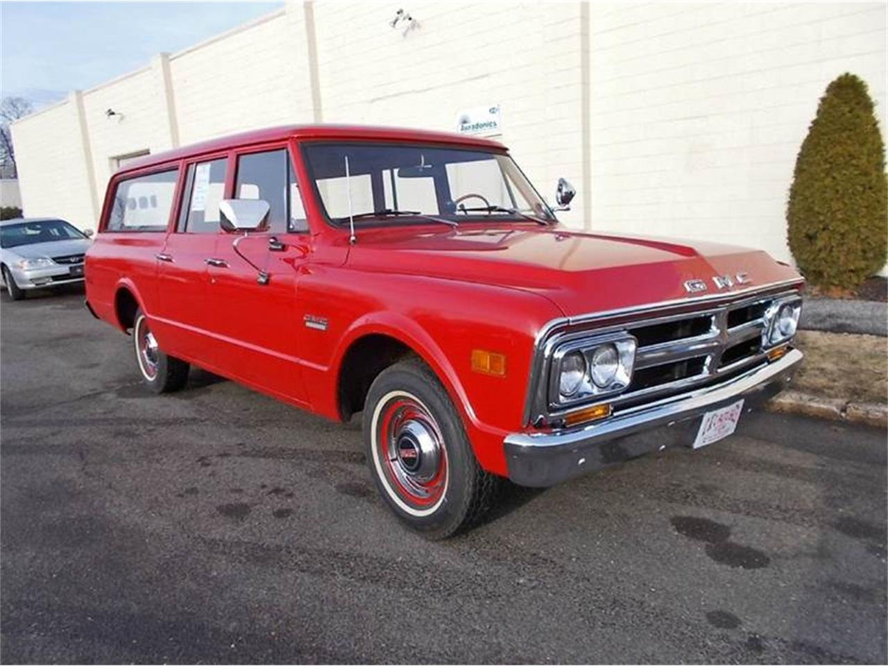 Large Picture of 1968 Suburban Offered by C & C Auto Sales - MLLH