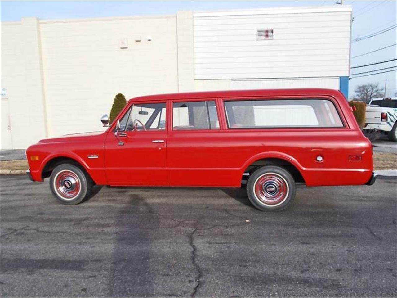 Large Picture of Classic '68 GMC Suburban located in Riverside New Jersey Offered by C & C Auto Sales - MLLH