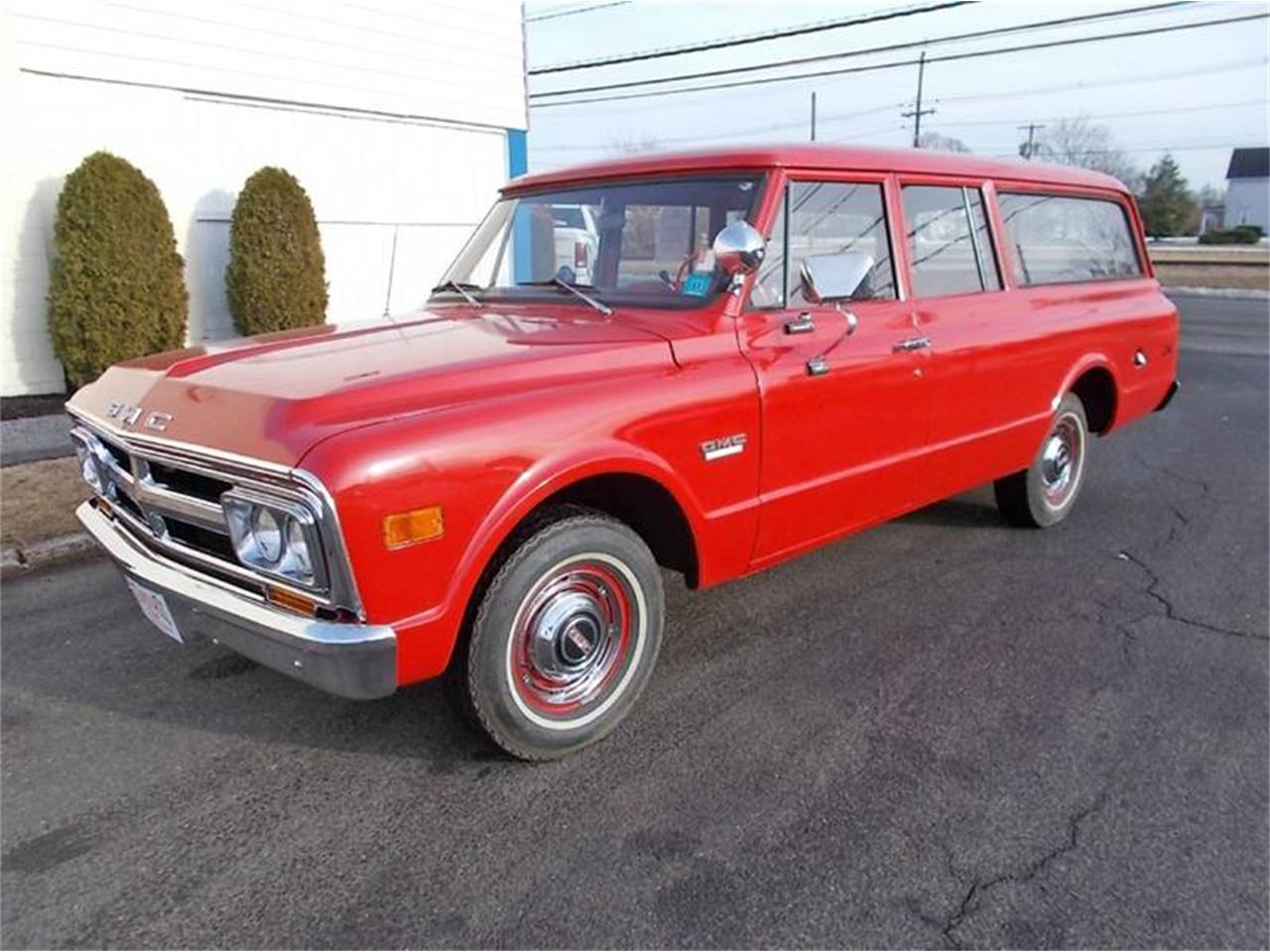 Large Picture of Classic 1968 GMC Suburban located in New Jersey Offered by C & C Auto Sales - MLLH