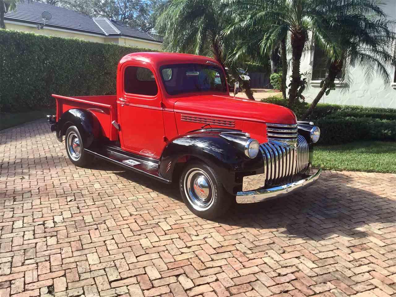 1946 Chevrolet Pickup for Sale   ClassicCars.com   CC-1054434