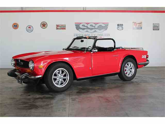 Picture of '74 TR6 - MLMG