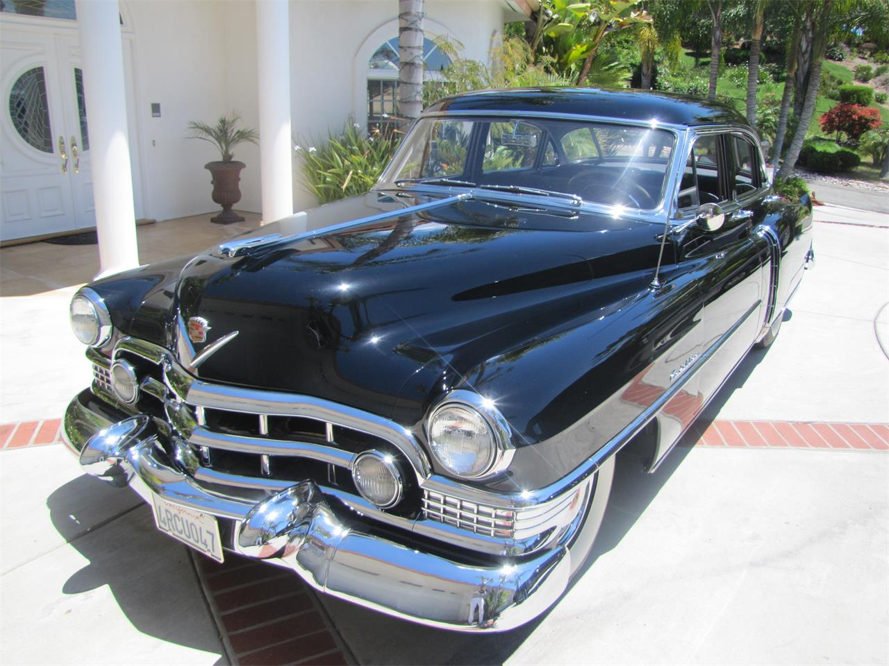 Large Picture of Classic 1951 Cadillac Sedan - $25,000.00 - MLNS
