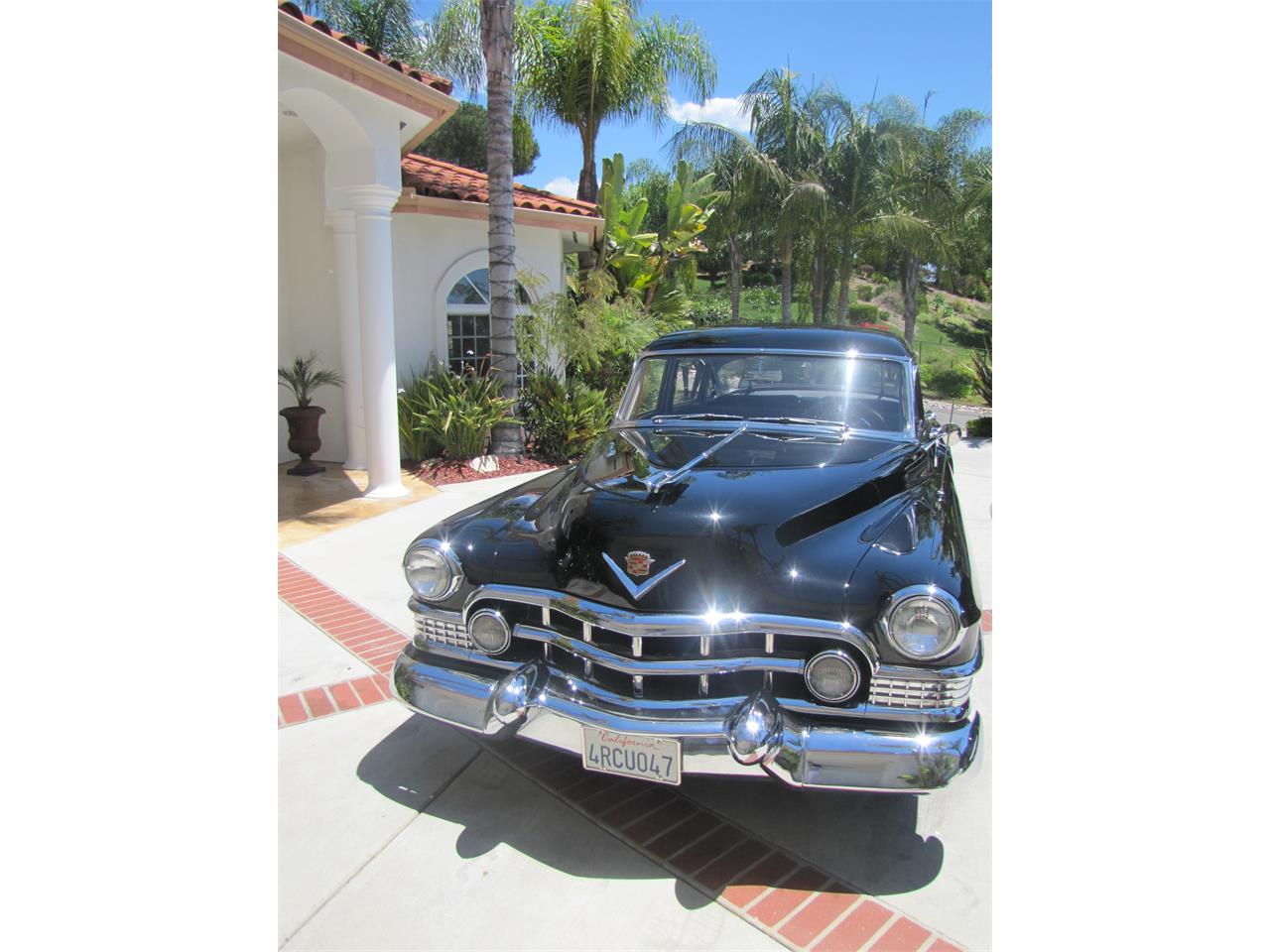 Large Picture of Classic 1951 Cadillac Sedan located in Santa Clarita California Offered by a Private Seller - MLNS