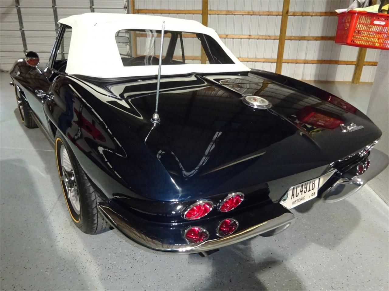 Large Picture of '64 Corvette - MLO6