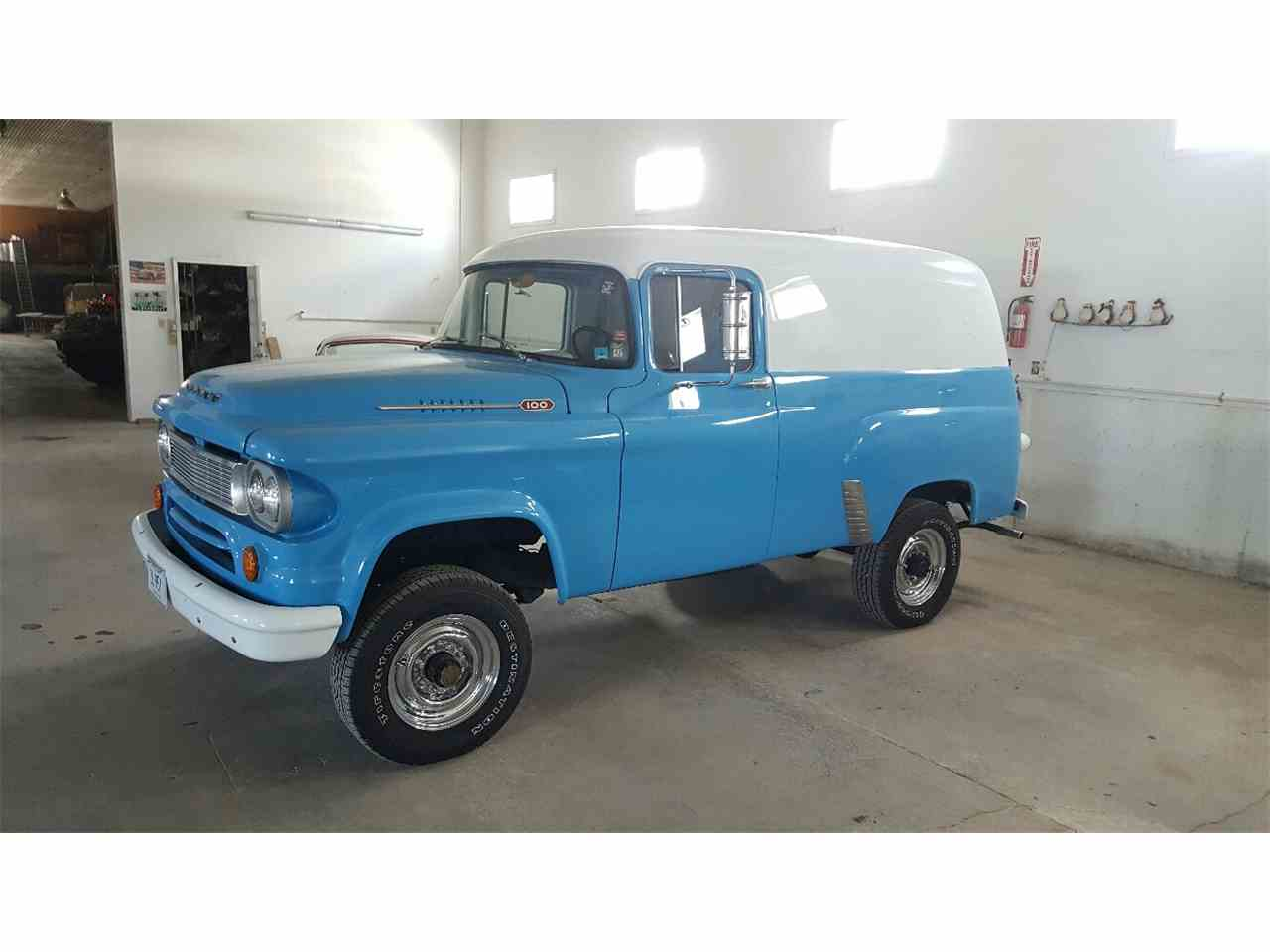 1963 Dodge Truck for Sale | ClicCars.com | CC-1054554
