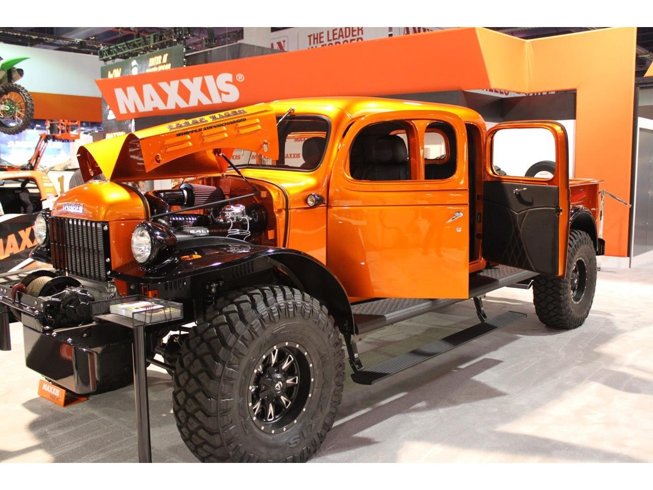 Antique Dodge Power Wagon Trucks For Sale At Safesearch Engine