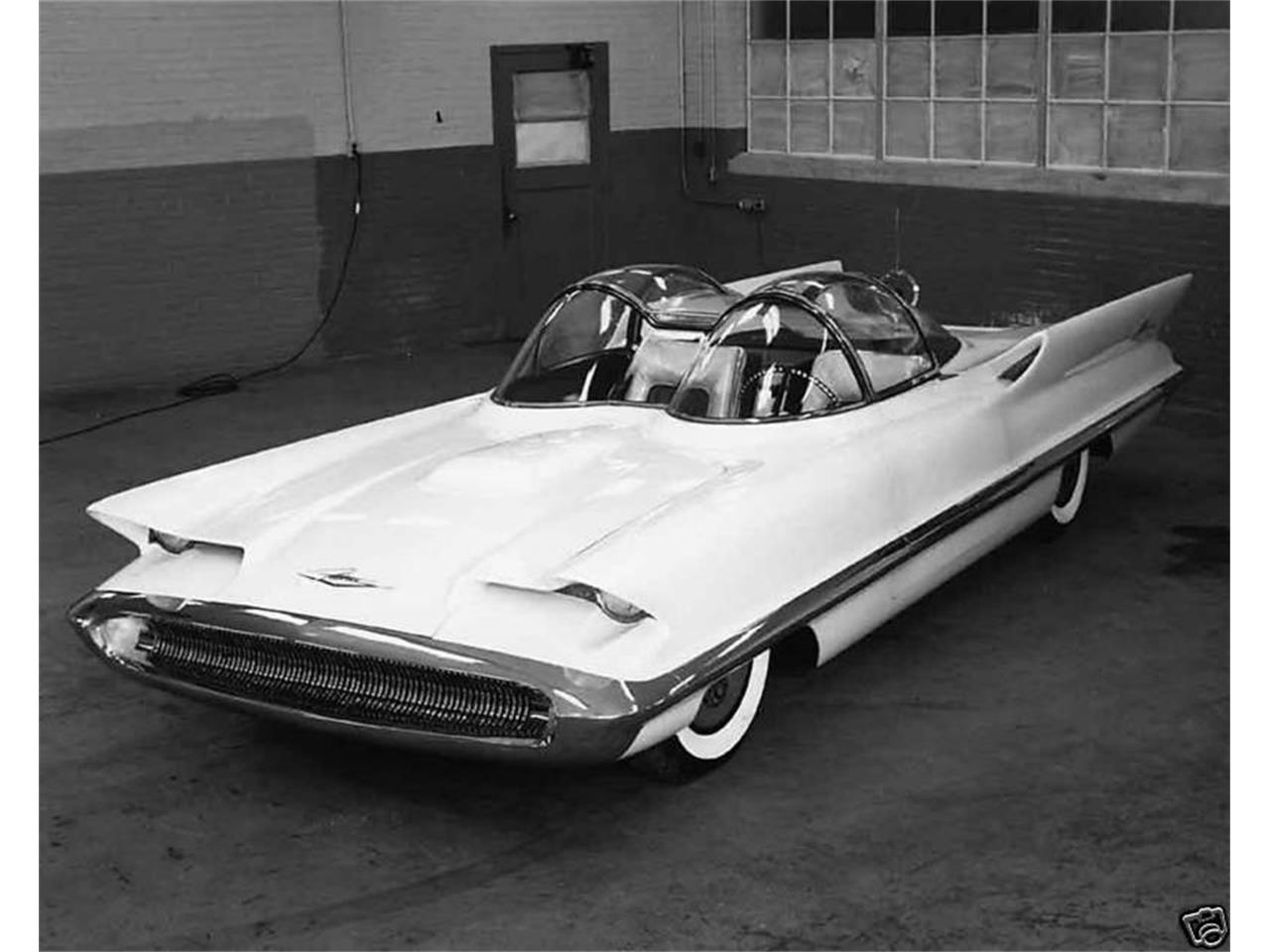 Chevrolet Dealers Az >> 1988 Chevrolet 1955 Lincoln Futura Replica for Sale ...