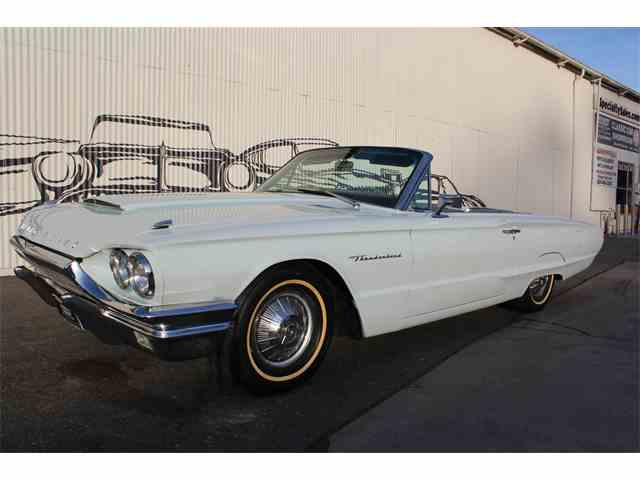 Picture of Classic '64 Ford Thunderbird located in Fairfield California - $25,990.00 Offered by Specialty Sales Classics - MI7Y