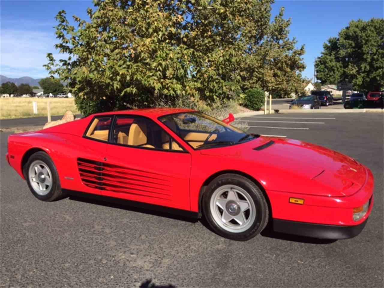 1986 Ferrari Testarossa for Sale | ClicCars.com | CC-1054623