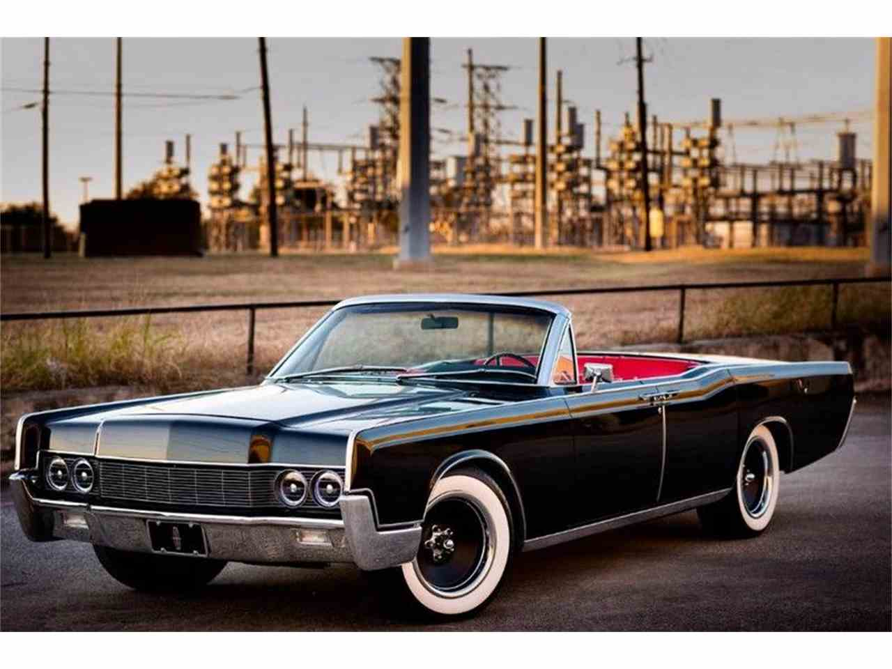 1967 Lincoln Continental for Sale | ClicCars.com | CC-1054678