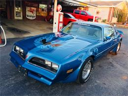 Picture of 1978 Firebird Trans Am located in Wilson Oklahoma - MIJT