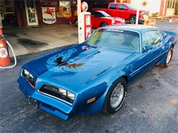 Picture of '78 Firebird Trans Am located in Wilson Oklahoma Offered by Red Line Auto Sports - MIJT