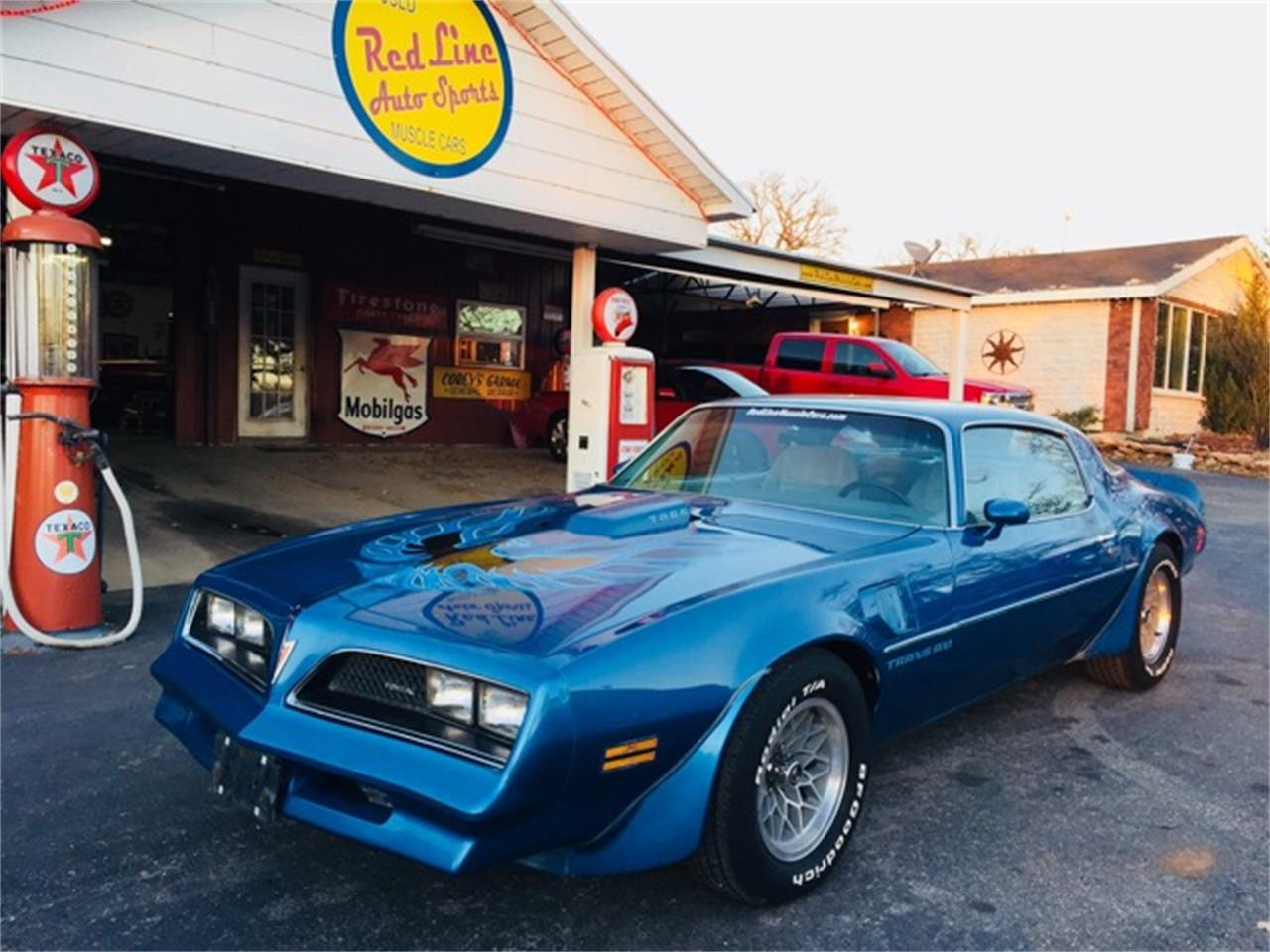 Large Picture of '78 Pontiac Firebird Trans Am located in Wilson Oklahoma - MIJT