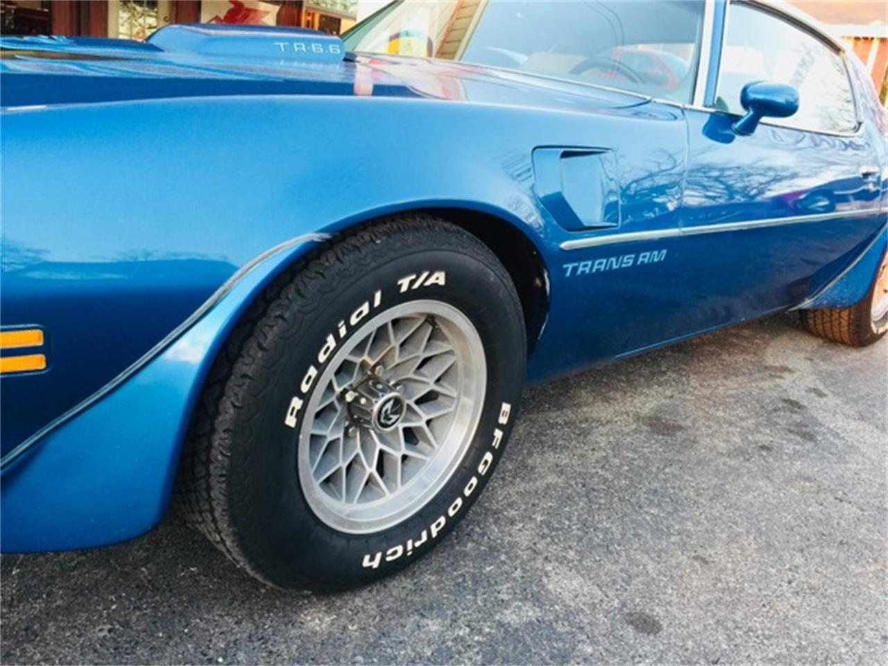 Large Picture of '78 Pontiac Firebird Trans Am - MIJT
