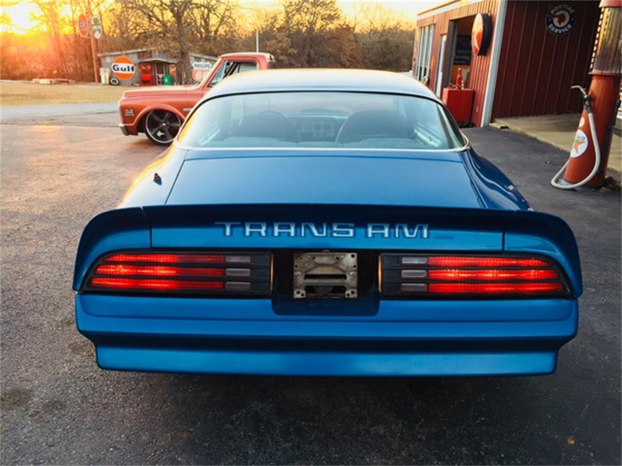 Large Picture of '78 Firebird Trans Am located in Oklahoma - $25,900.00 Offered by Red Line Auto Sports - MIJT