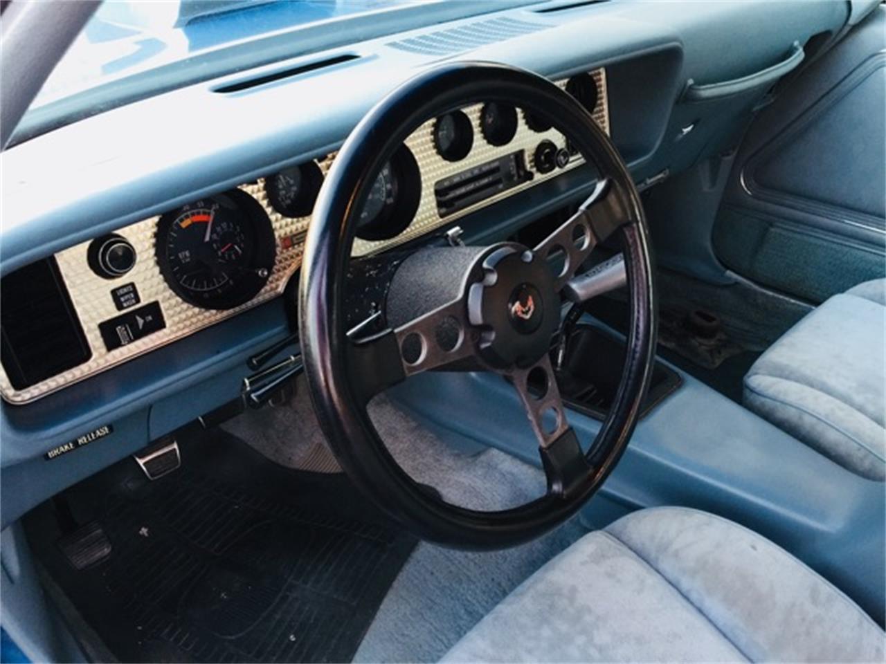 Large Picture of 1978 Pontiac Firebird Trans Am - MIJT