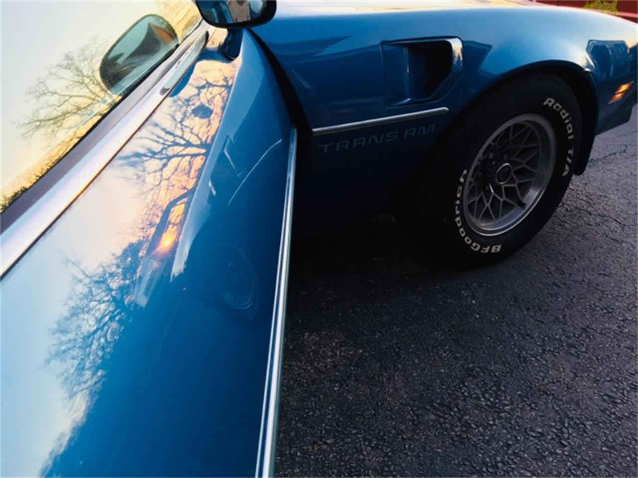 Large Picture of '78 Firebird Trans Am located in Oklahoma - MIJT