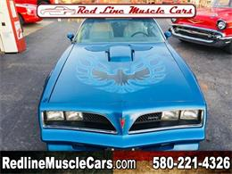 Picture of 1978 Pontiac Firebird Trans Am - $25,900.00 Offered by Red Line Auto Sports - MIJT
