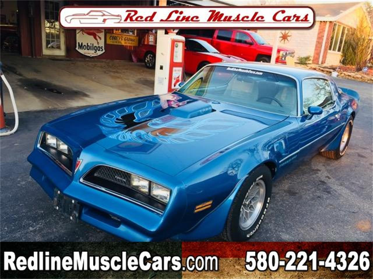 Large Picture of '78 Firebird Trans Am Offered by Red Line Auto Sports - MIJT