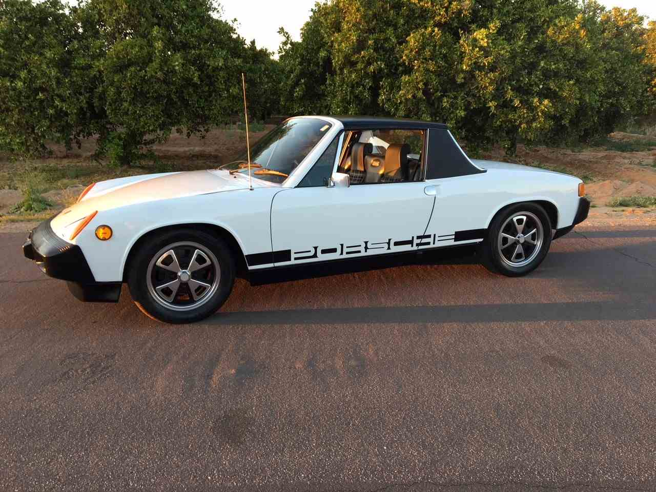 1976 porsche 914 for sale cc 1054833. Black Bedroom Furniture Sets. Home Design Ideas