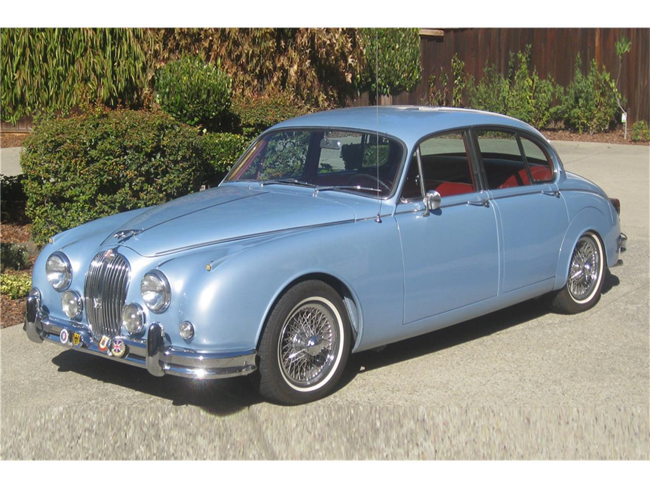 1964 Jaguar Mark II for Sale | ClassicCars.com | CC-1055019